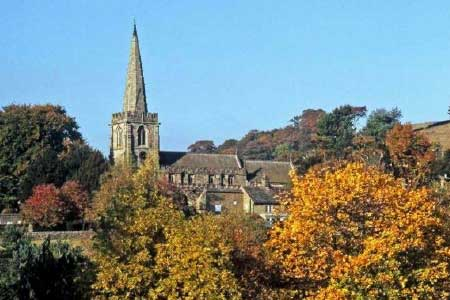 Saint Michaels and All Angels Church, Hathersage